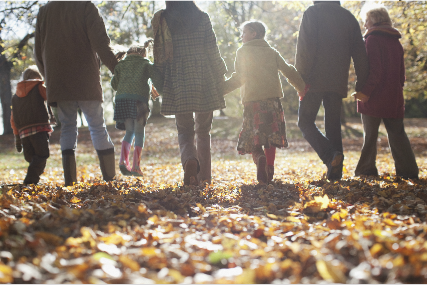 Grandparents are far from a burden when it comes to childcare