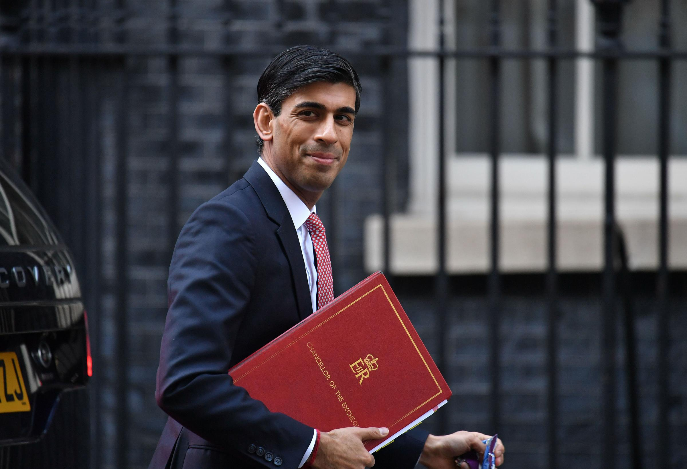 Chancellor Rishi Sunak 'argued England should break away from UK'
