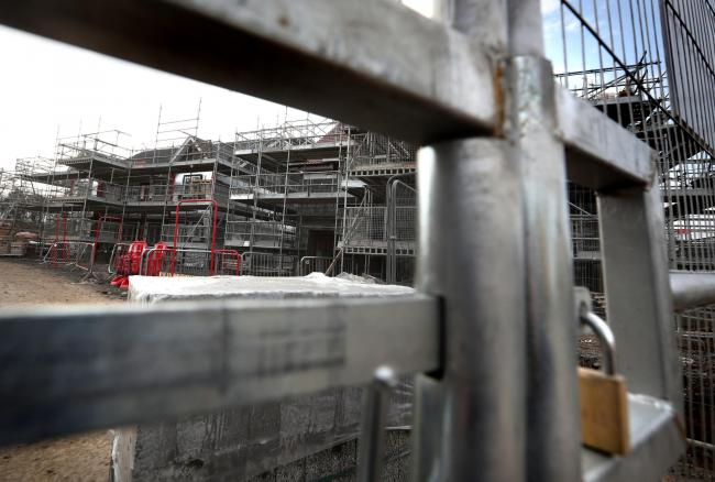 A survey from RICS has predicted a difficult year for the construction sector