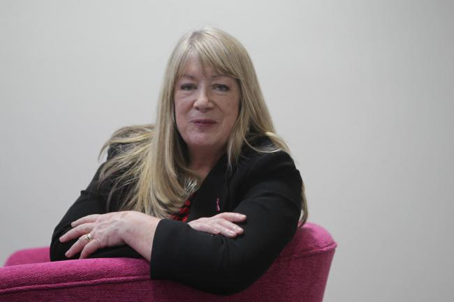 Voices for Scotland chair Audrey Birt says the organisation is 'pausing' its work