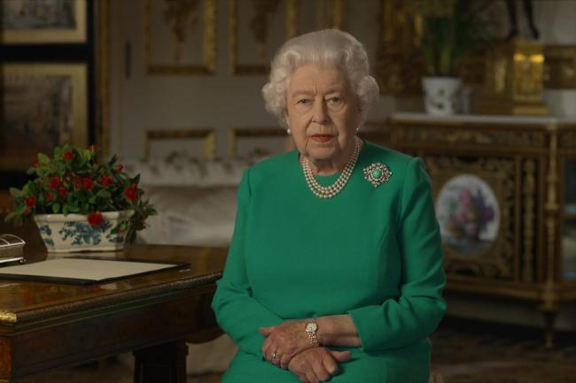 Every part of the UK thinks the Queen has lifted spirits – except one
