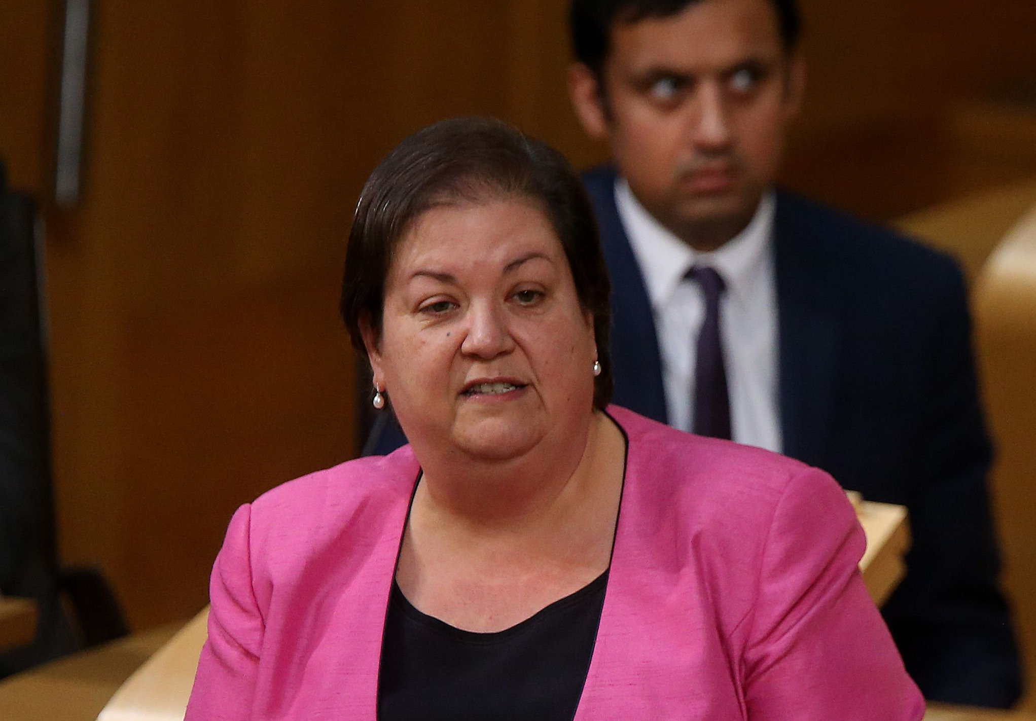 Jackie Baillie: Labour must offer clarity on constitution