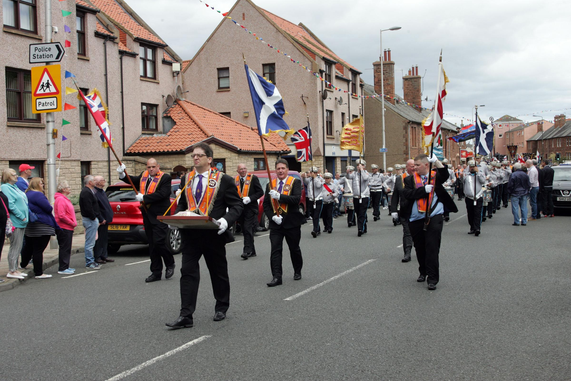 Orange Order plans special march to thank Tories for coronavirus response