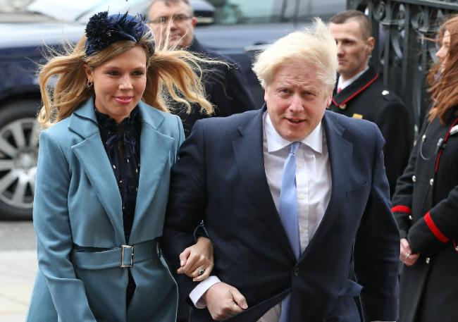 Boris Johnson is a father, a father-to-be, a fiance, and someone with family and friends