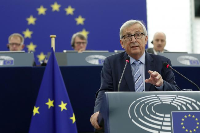 European Commission President Jean-Claude Juncker said in September 2019 that the time for European sovereignty has come