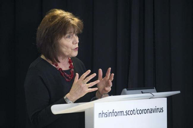 Health Secretary Jeane Freeman stressed the changes do not apply to Scotland