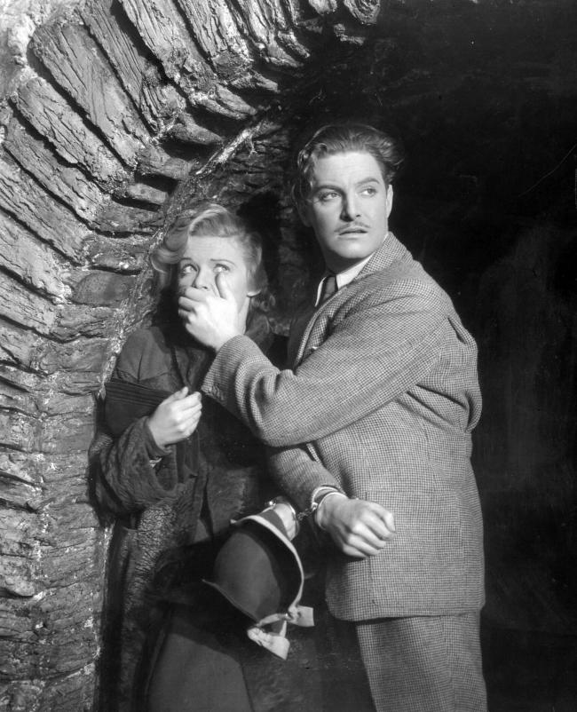 Alfred Hitchcock's 1935 take on the novel starring Robert Donat and Madeleine Carroll