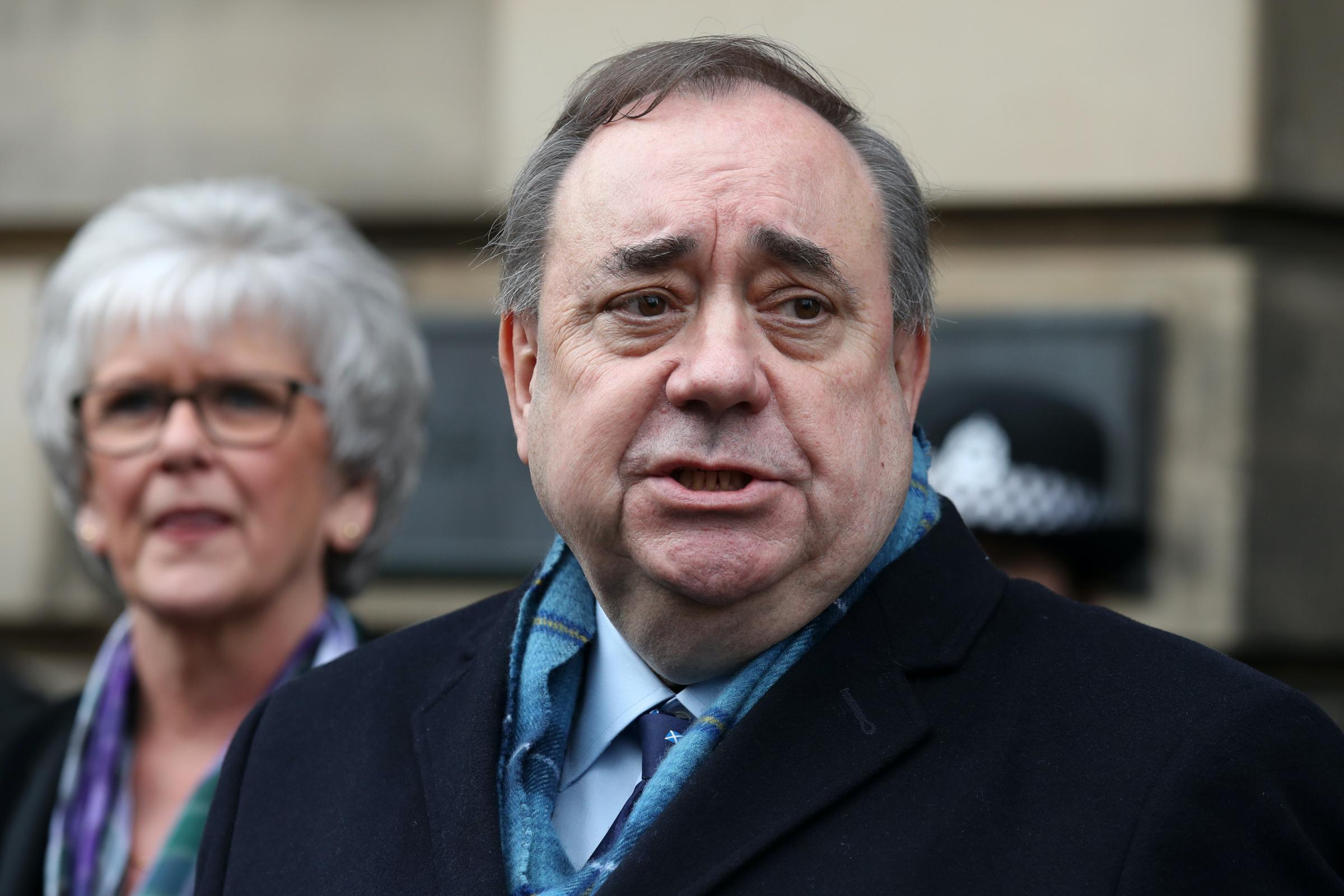 Nearly half of Yes voters would consider backing Alex Salmond party