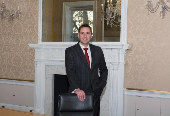 Fortunis chief operating officer Justin MacRae