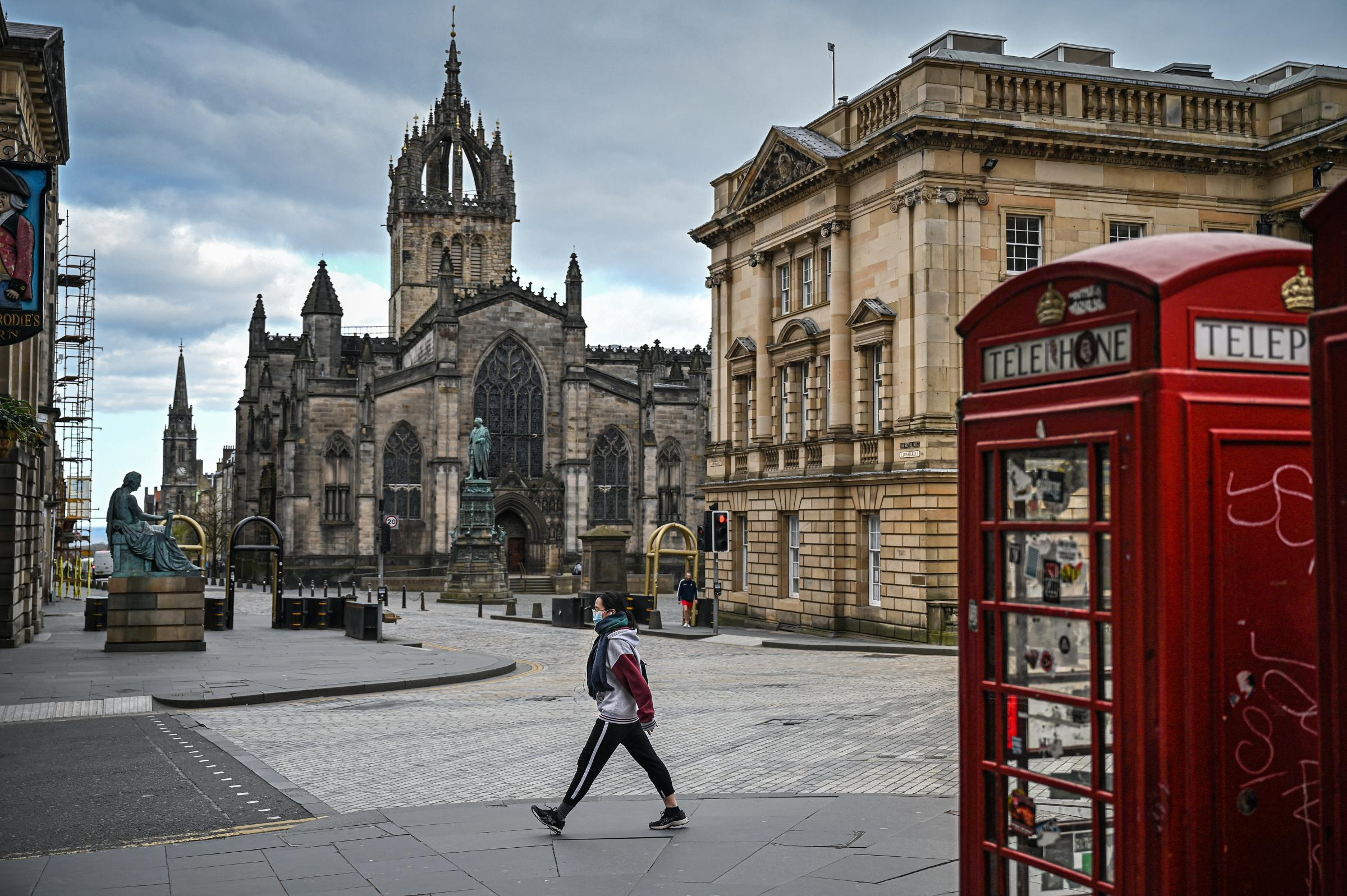 Why Scotland should not turn to socialism to fight Covid - 19