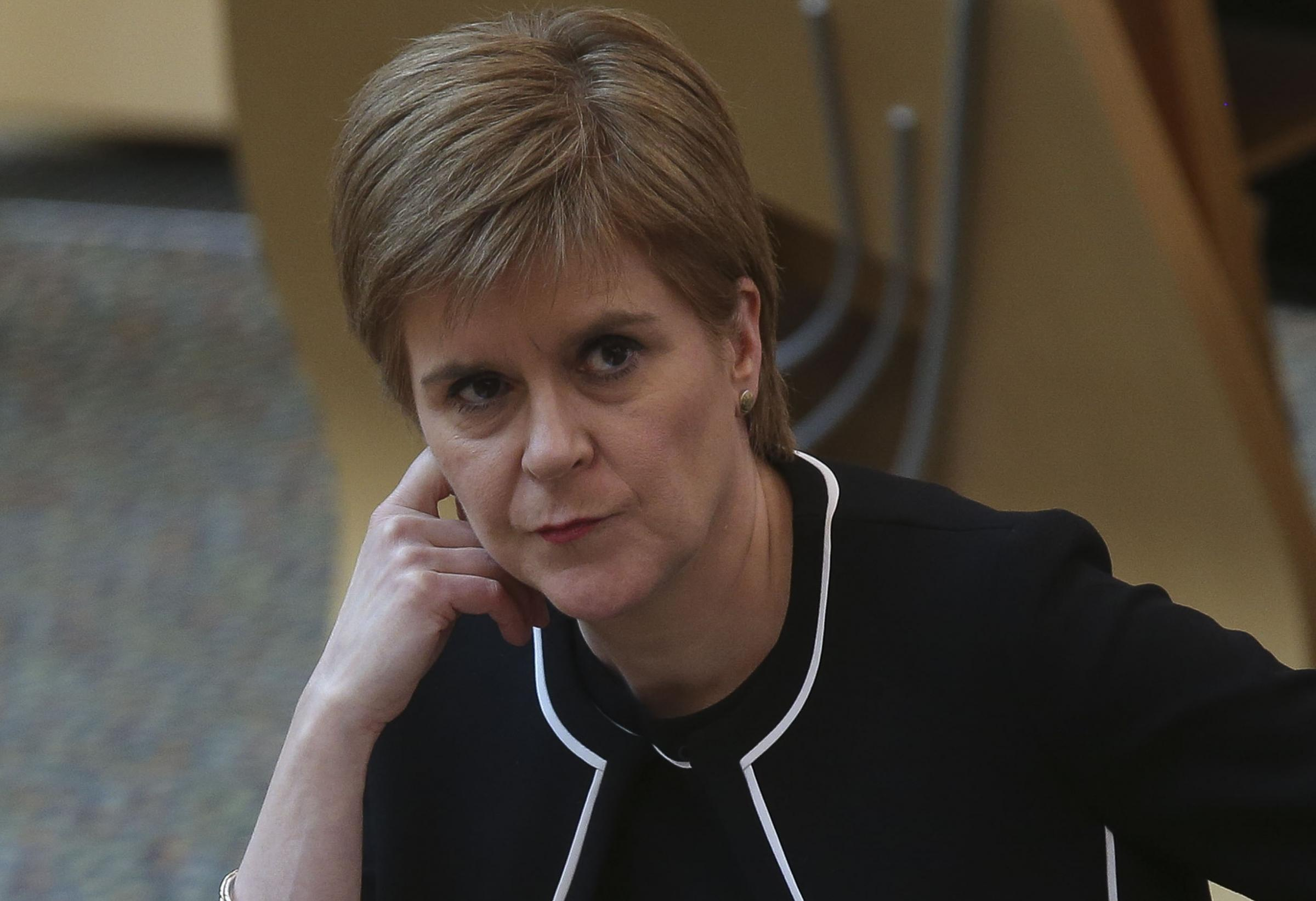 Pandemic provides an excuse for more SNP dithering