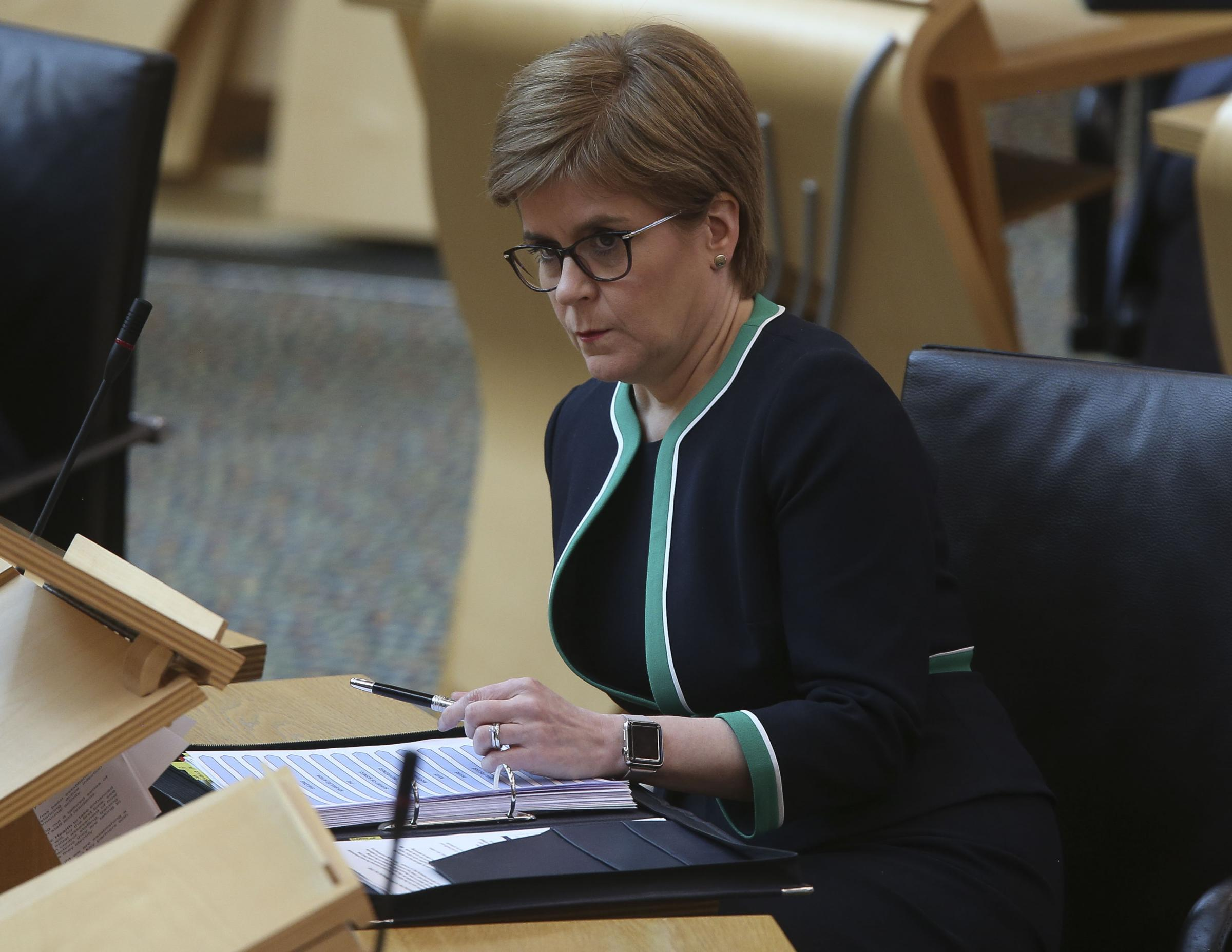 The SNP strategy of not rocking the boat is risky