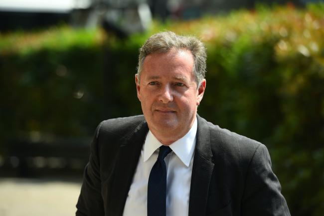 Piers Morgan is known to have had disagreements with the First Minister in the past