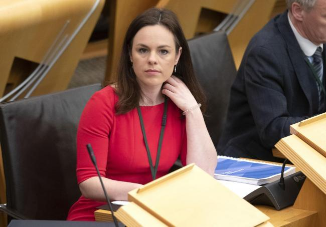 Finance Secretary Kate Forbes said Scotland would get £21m in Barnett consequentials from the Chancellor's spending package