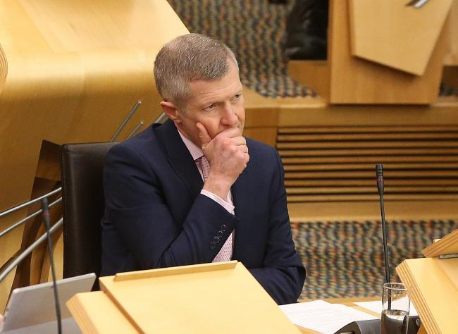 Scottish LibDem leader Willie Rennie said he was nervous about Scotland and England diverging
