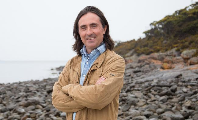 Broadcaster Neil Oliver is president of the National Trust for Scotland