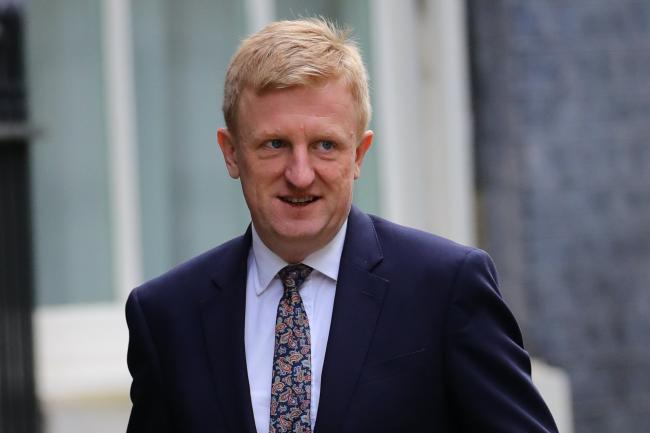Culture Secretary Oliver Dowden said the UK Government has set an ambitious plan