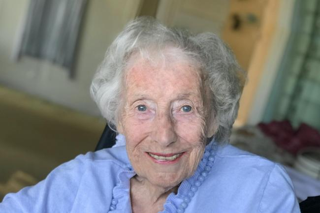 Vera Lynn's family said she had died earlier today