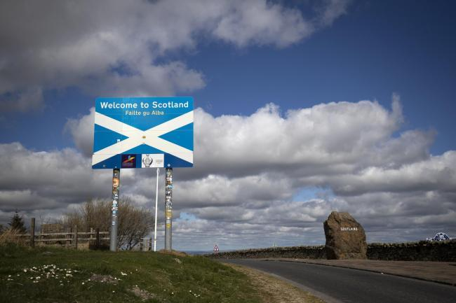 Visitors from England could be fined up to £480 if they ignore quarantine rules under measures reportedly being considered by Holyrood ministers
