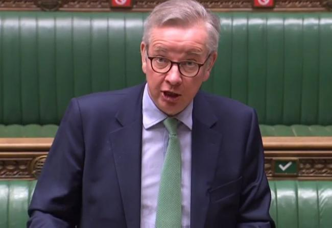 Cabinet Office Minister Michael Gove claimed he is 'very fond of expert opinion'