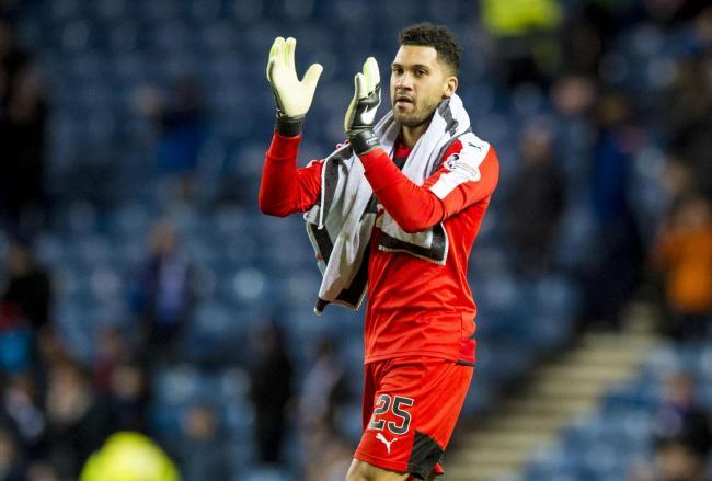 Rangers keeper Wes Foderingham in emotional farewell as he prepares to exit Ibrox this summer