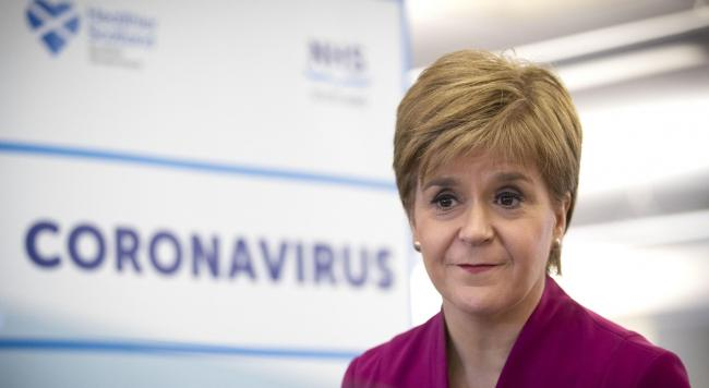 No wonder Nicola Sturgeon's approval ratings were miles ahead of Boris Johnson's