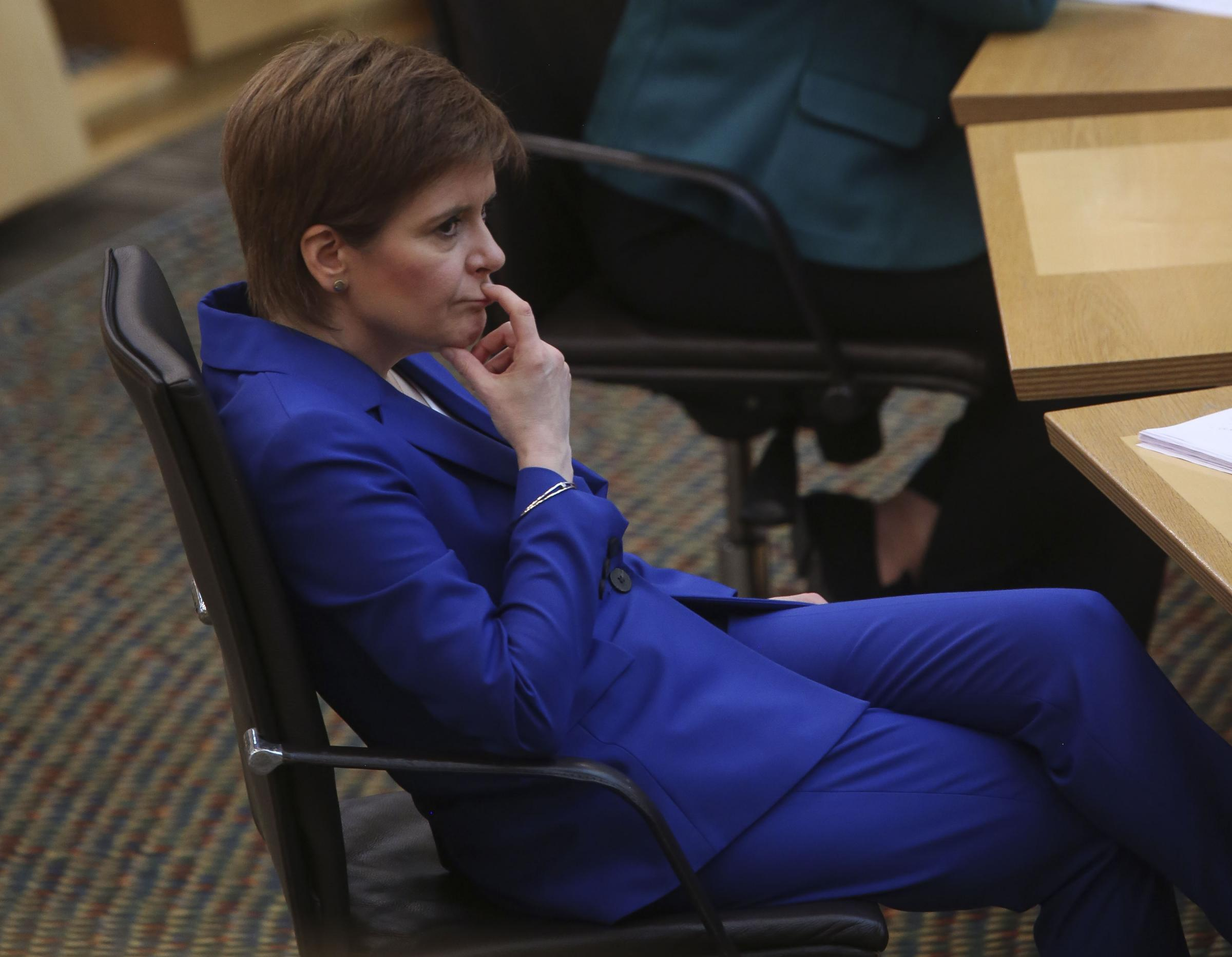 Running Scotland and pushing for indy is too much for one person