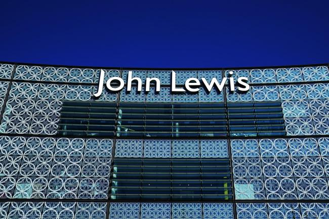 Eight John Lewis stores will close permanently