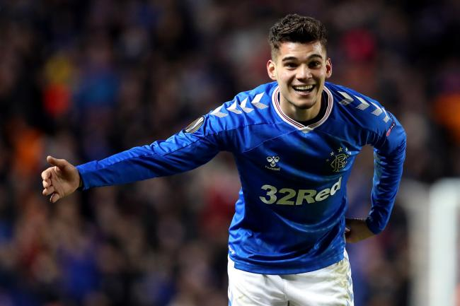 Rangers confirm permanent signing of Ianis Hagi on long term deal from Genk