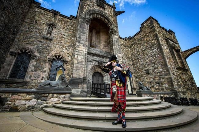More than 200 pipers from 16 countries have signed up so far