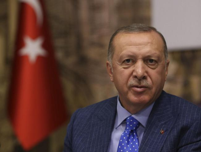 Turkey's President Recep Tayyip Erdogan has become more and more authoritarian