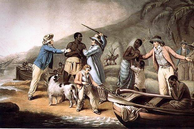 An approximate total of 10 million Africans were imported as enslaved labour in around 200 years