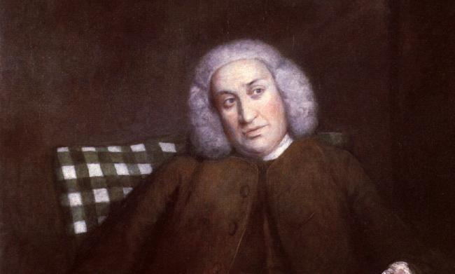 Samuel Johnson upset Seumus Mac an t-Saoir by slating James Macpherson's Ossian, the Gaelic language itself and many of the people and places he visited during his time in Scotland