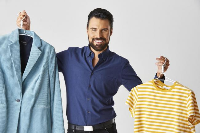 Rylan Clark-Neal will host another episode of You Are What You Wear