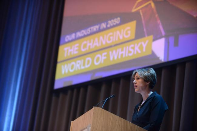 Karen Betts, chief executive of the Scotch Whisky Association
