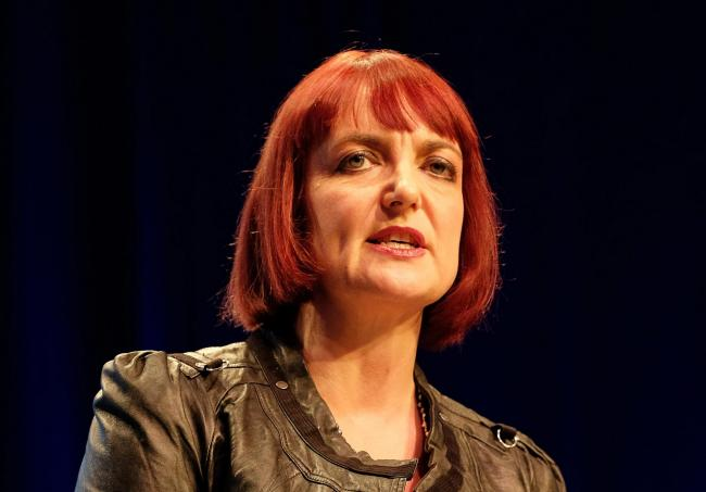Angela Constance ran for the SNP deputy leadership position in 2014