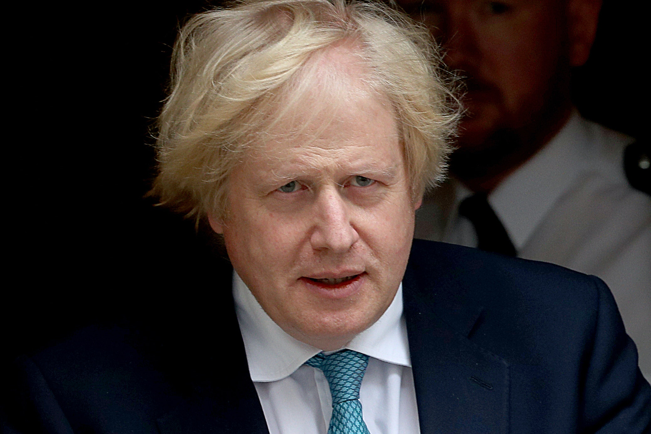 Boris Johnson: People abroad don't see Scotland, they 'see British institutions'