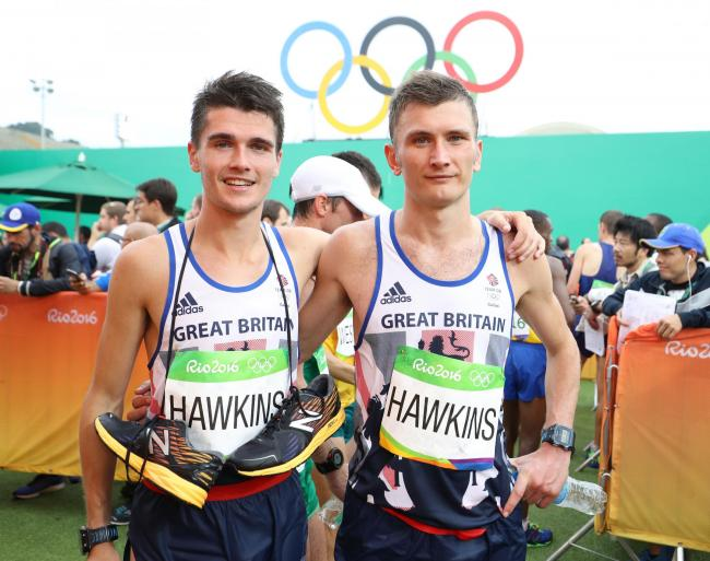 Brothers In Arms: Marathon man Derek Hawkins hoping to join Callum at Tokyo Olympics