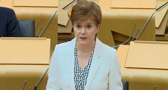 Nicola Sturgeon announces phase three Covid-19 guidelines - national scot