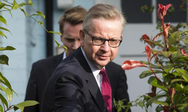Michael Gove said it was enough to 'trust people's common sense'