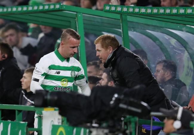 Celtic ace Leigh Griffiths held 'heart-to-heart' conversation with Neil Lennon about Hoops future