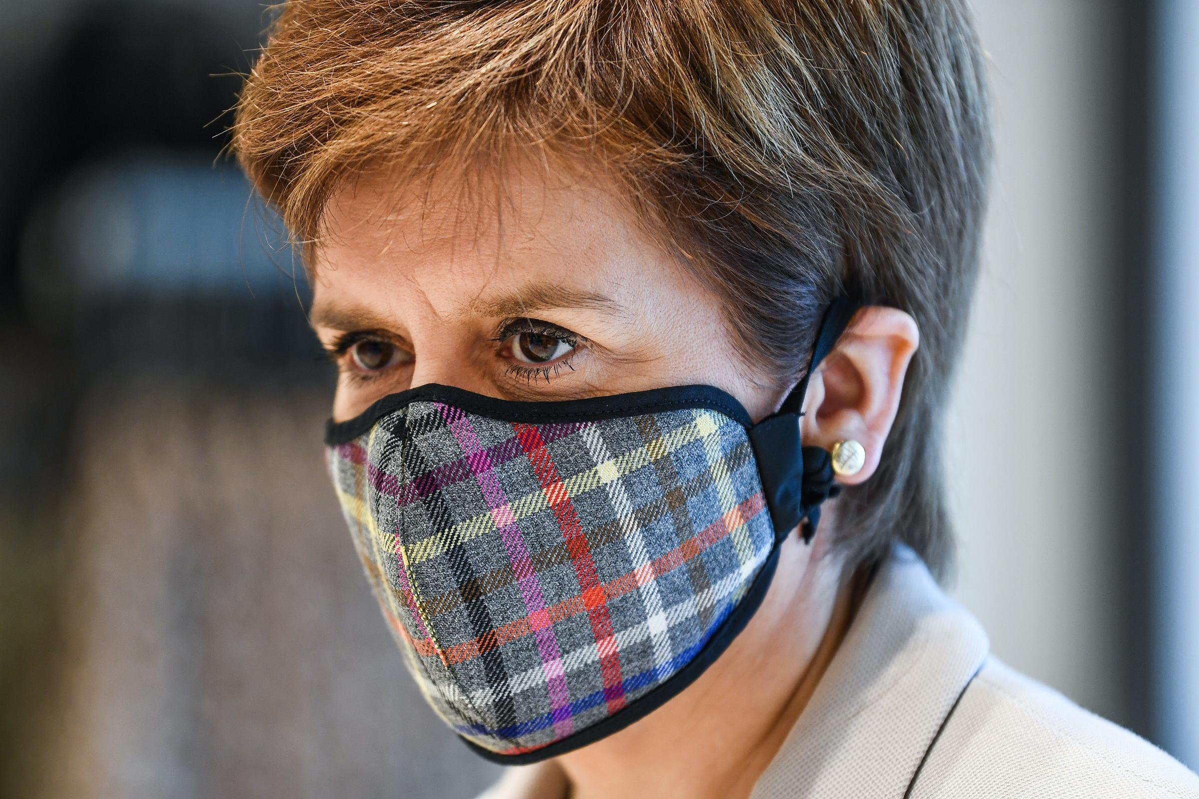 Face coverings row as Labour councillor says SNP-branded masks are 'bad taste'