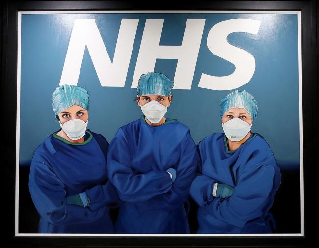 The health professionals have warned the NHS may be heading down a path which it may not survive