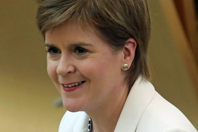 Labour and Tory leaders have criticised Nicola Sturgeon's coronavirus briefings