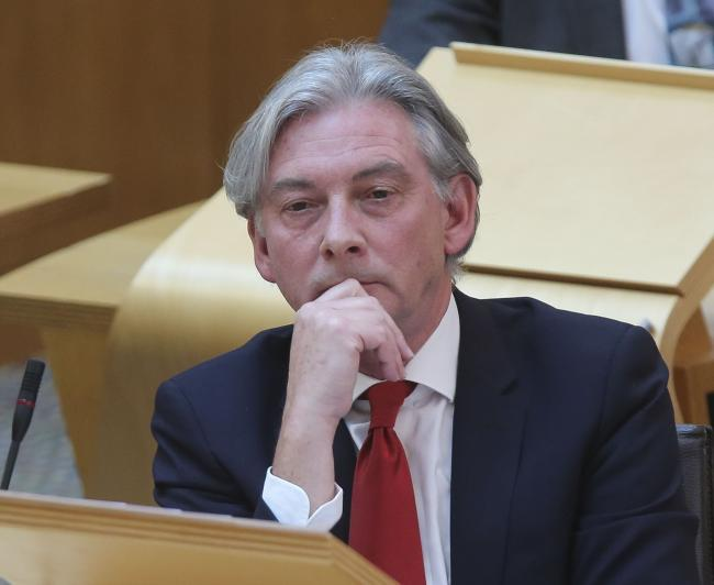 Richard Leonard called for a job guarantee for women