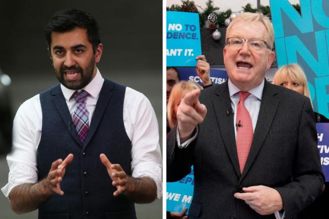 Humza Yousaf accused Jackson Carlaw's Scottish Tories of hypocrisy