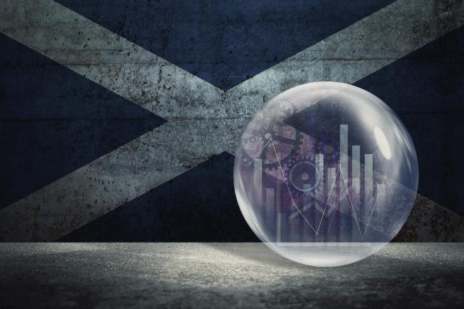 There are several question around debt in an independent Scotland