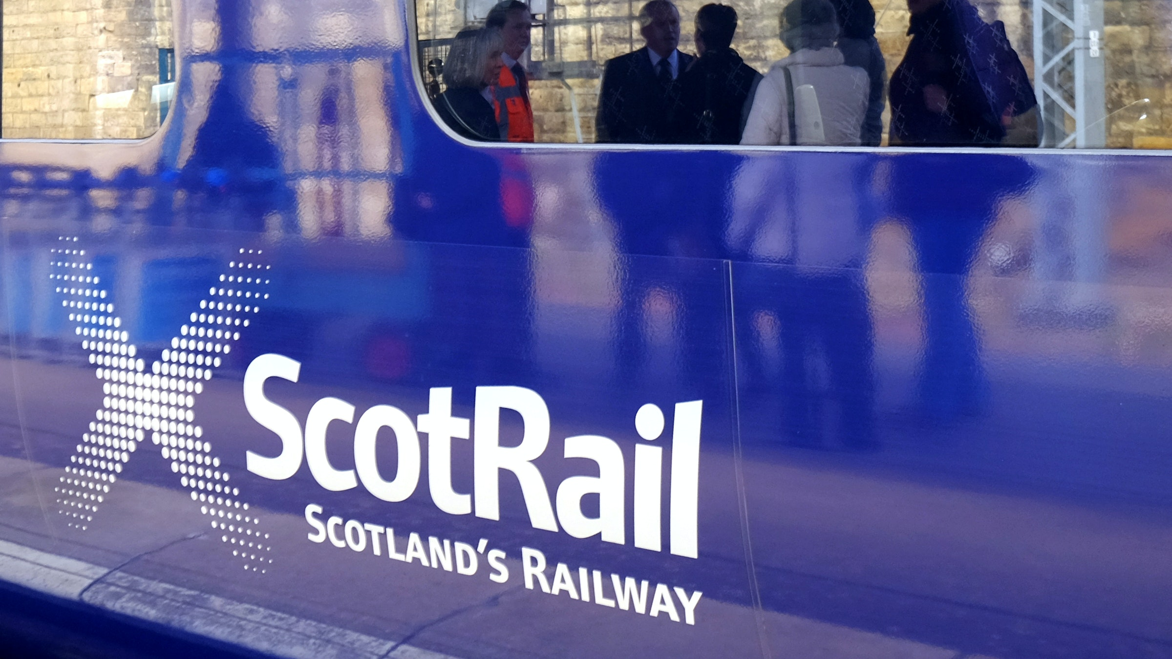 High Street: Glasgow train station closes as emergency services deal with incident - national scot