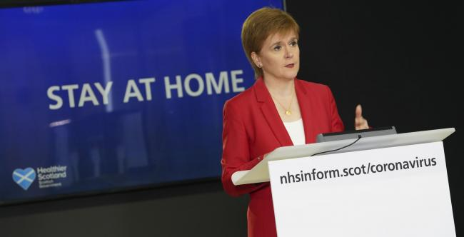 Nicola Sturgeon has navigated the past few turbulent years deftly and gained public trust through the handling of the Covid pandemic