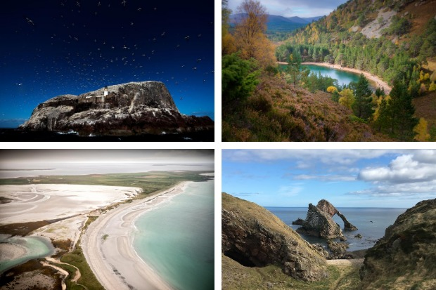 Sea stacks, mysterious caves and emerald waters: 12 natural wonders of Scotland